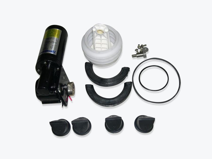 Sealand S-12 vacuum pump rebuild kit