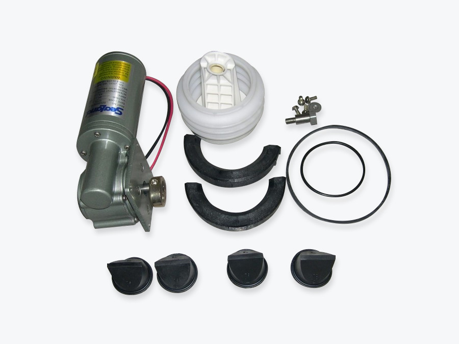 Sealand KS2400 Vacuum pump repair kit 24 volts