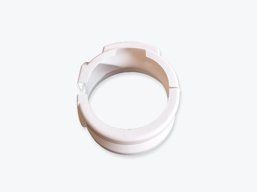 Sealand pedestal cove for short base toilets / white