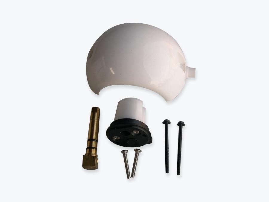 Sealand ball & shaft kit for Eco -Vac toilets