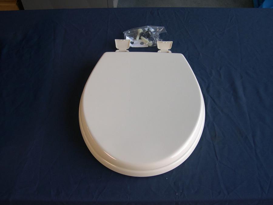 Wondrous Sealand Dometic 385311694 Toilet Seat White Wood Pdpeps Interior Chair Design Pdpepsorg