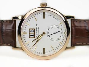 A. Lange & Sohne Complicated Watch - Langematik Sax-O-Mat 308.032 - www.Legendoftime.com - Chicago Watch Center