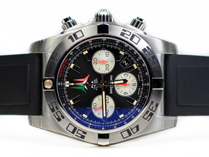 New Limited Edition Breitling Watch - Chronomat 44 Frecce Tricolori AB01104D - www.Legendoftime.com - Chicago Watch Center