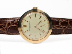 Vintage Vacheron Constantin Vintage Gold Watch - www.Legendoftime.com - Chicago Watch Center