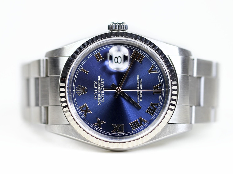 Rolex Oyster Perpetual Watch - Datejust 36mm 116234