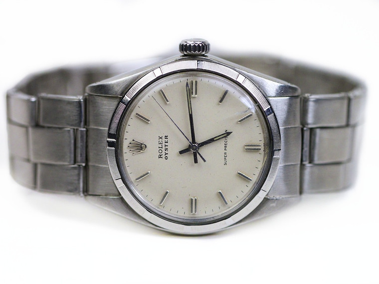 Rolex Watch- Vintage Circa 1966 Model 6427