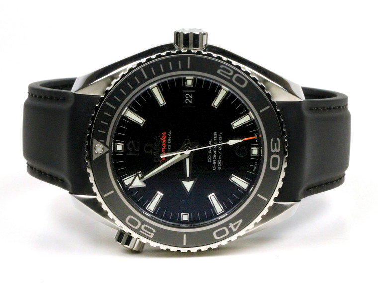 For sale Omega Watch - Seamaster Planet Ocean 600 M Co-Axial 45.5mm Ref# 232.32.46.21.01.003 Pre-owned, complete with box & Papers available online www.Legendoftime.com and in store Legend of Time - Chicago Watch Center