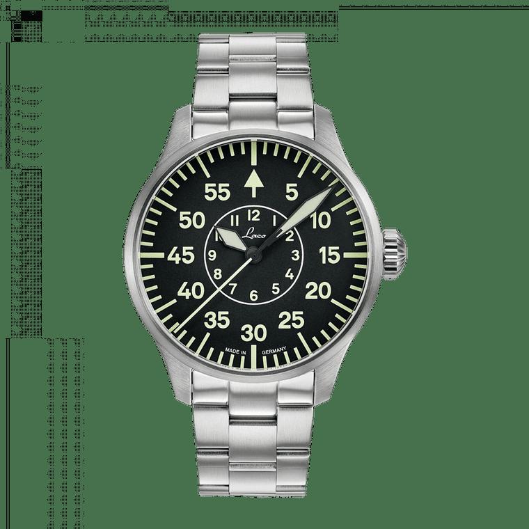 LACO Watch PILOT BASIC FARO 42 Automatic
