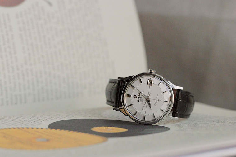 For sale Vintage Omega Constellations Mens Mechanical Watch, available at Legend of Time Chicago Watch Store