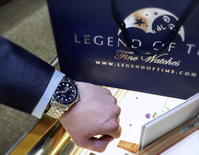 Legend of Time chicago watch store, great selection of brand name luxury wrist watches online and in store.