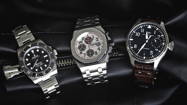 best used luxury watch sale online, many popular brands in great condition with warranty from Legend of Time.