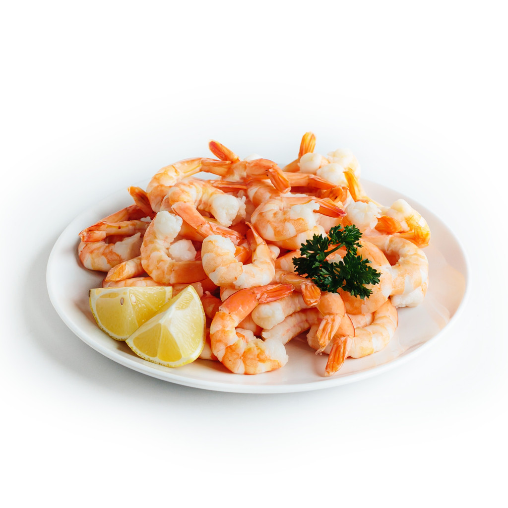 Cooked Shrimp - 1 lb