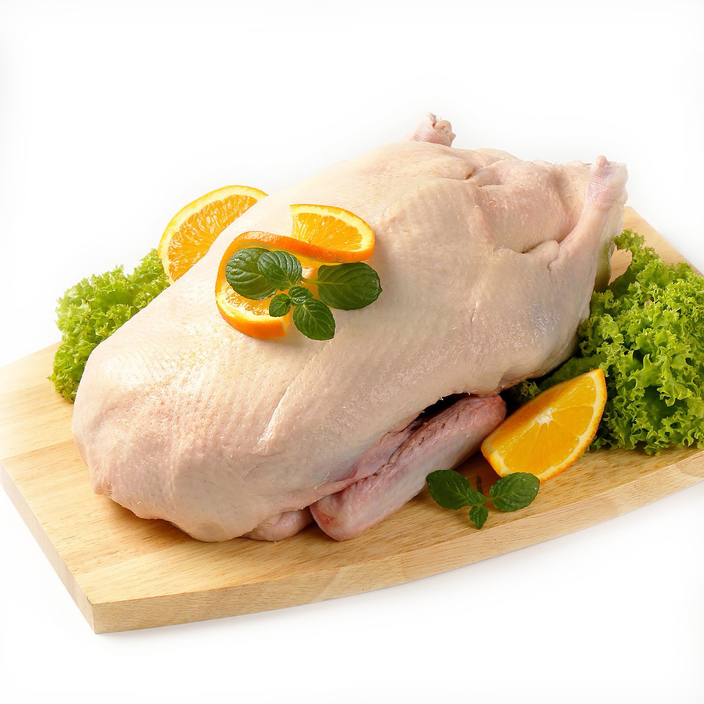 Local Pasture Raised Whole Duck (OR Only)