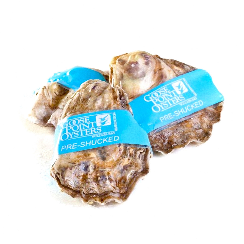 Goose Point Pre-Shucked Oysters