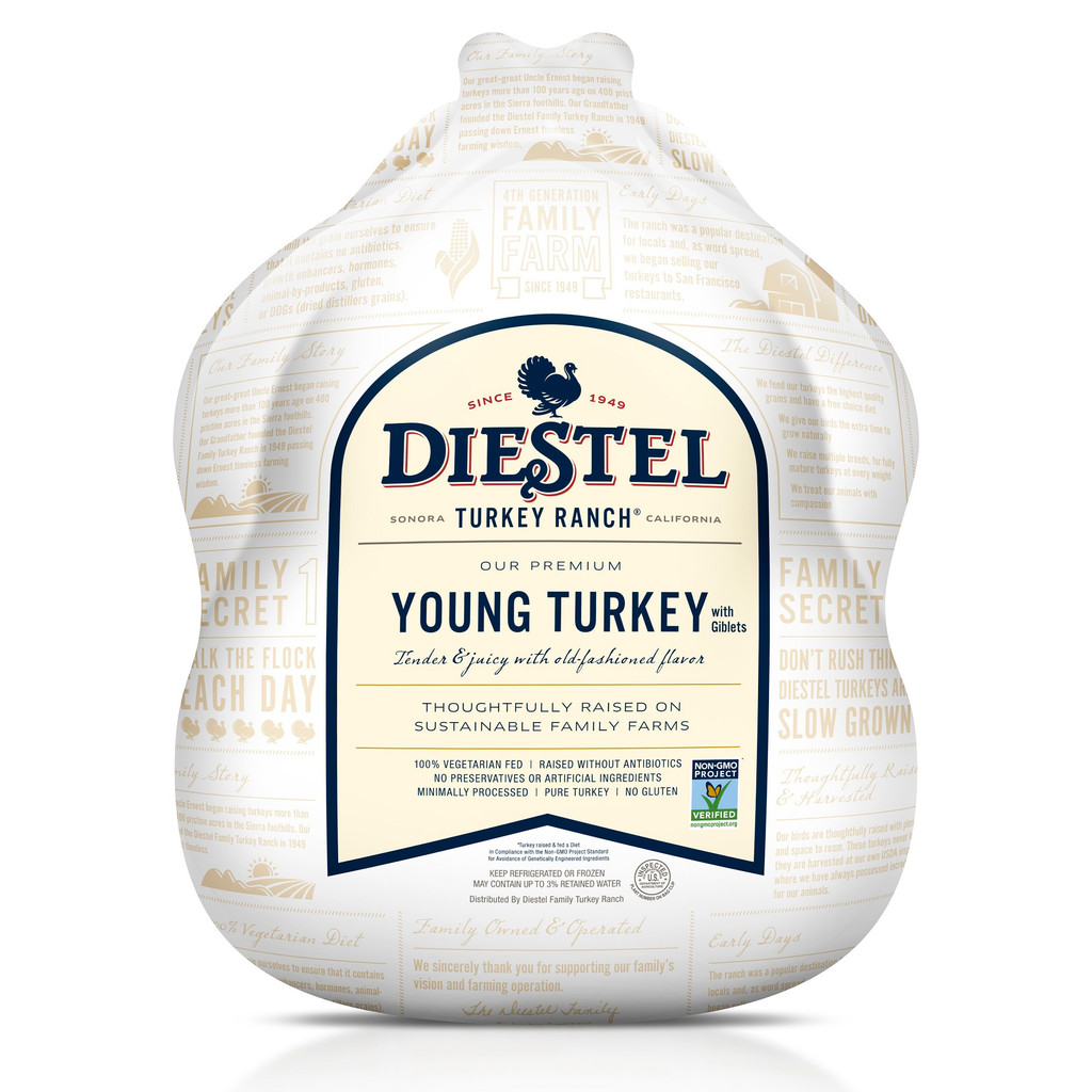 Non-GMO Verified Whole Turkey