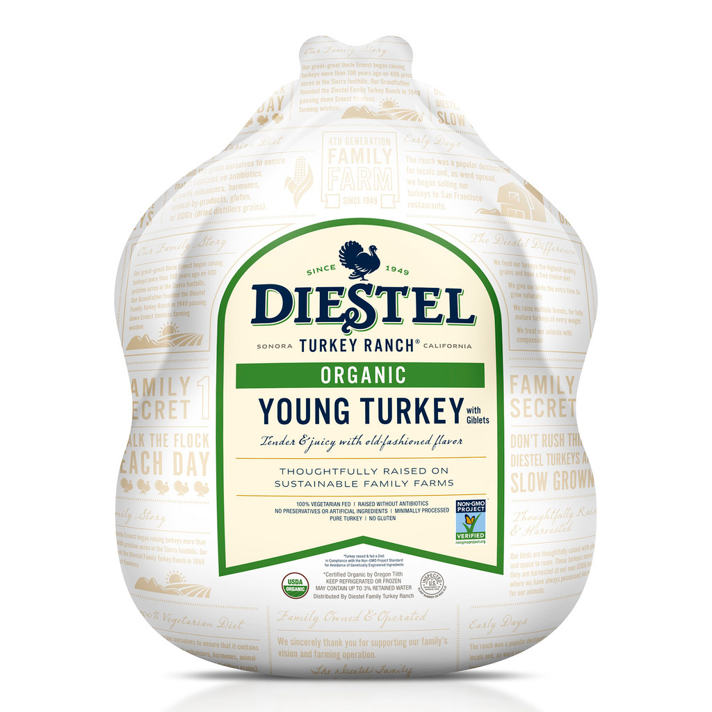 Organic Whole Turkey