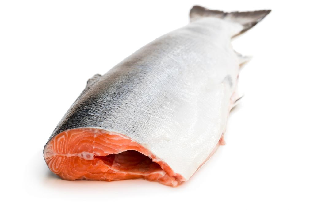 Alaskan Whole Coho Salmon