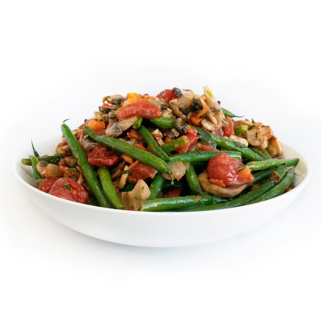 Green Bean & Mushroom Saute - 2 lbs