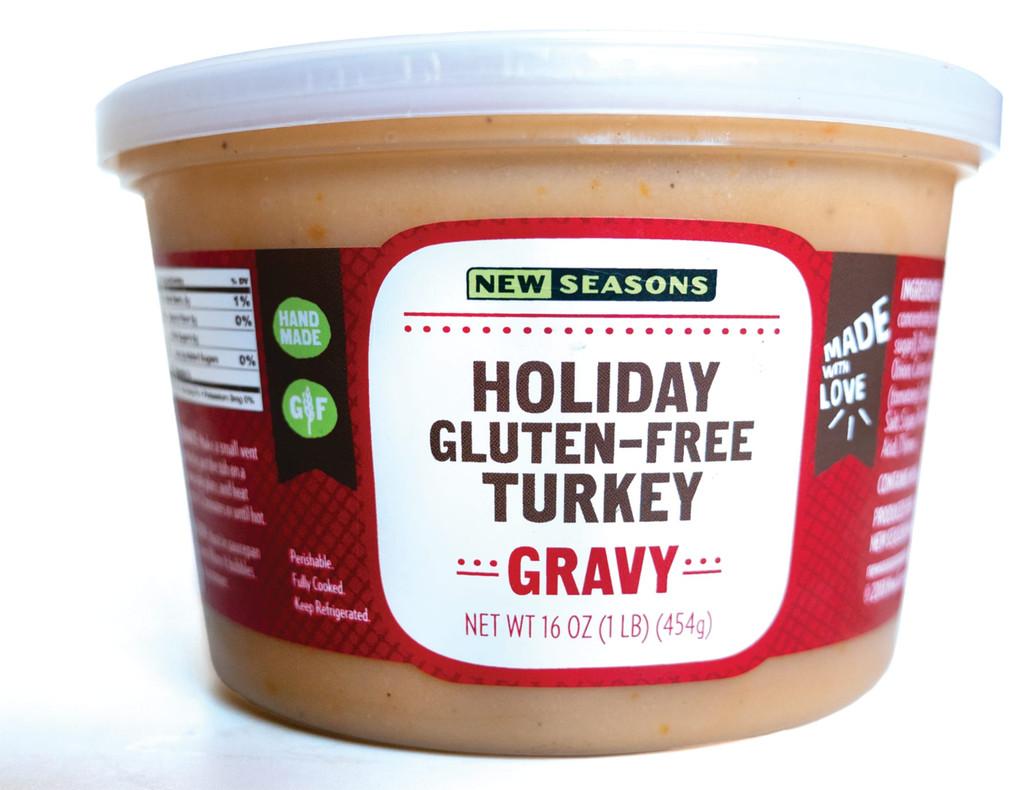Gluten-Free Turkey Gravy - 1 pint