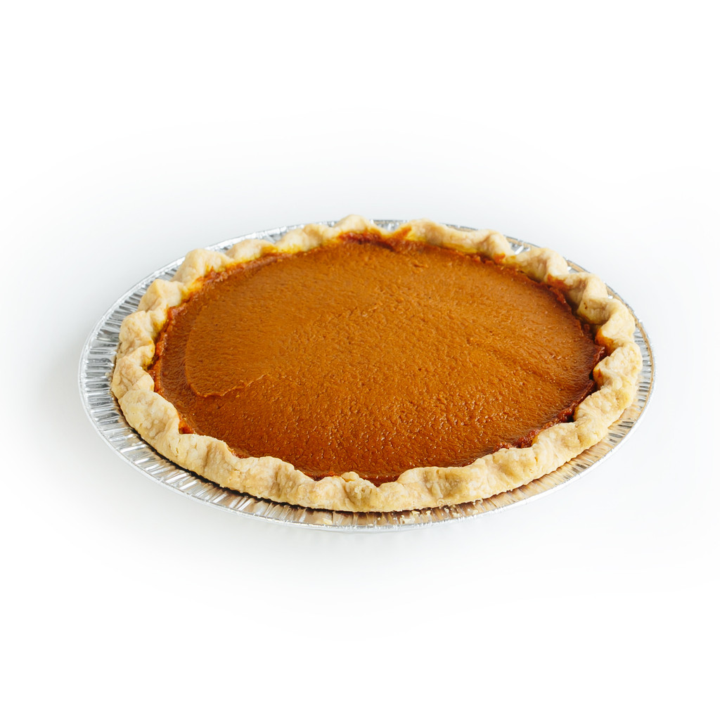 Vegan and Gluten-Free Pumpkin Pie (Portland Area Only)