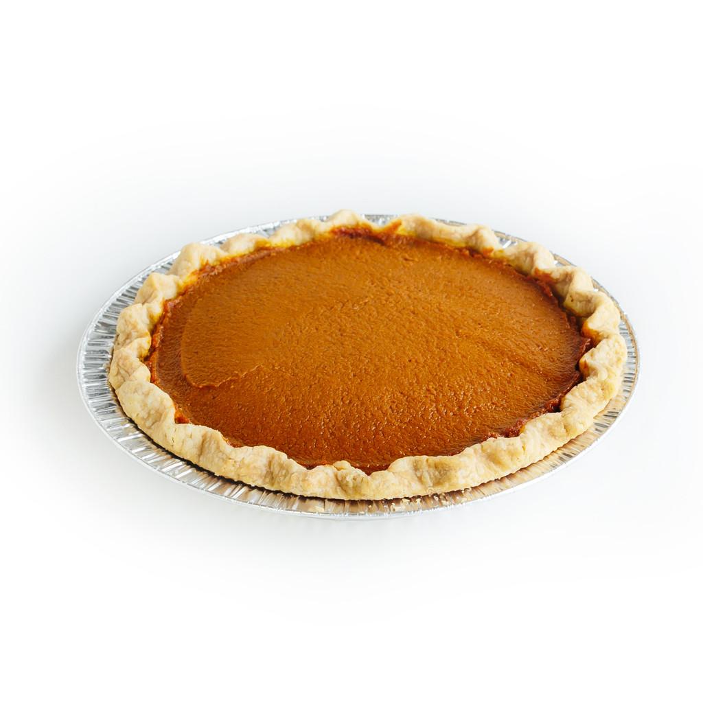 Vegan and Gluten-Free Pumpkin Pie