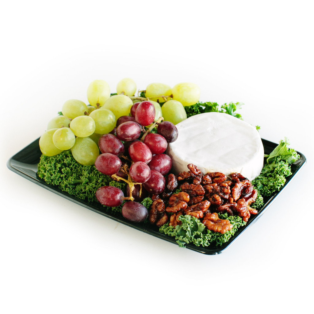 Brie & Fruit Cheese Platter
