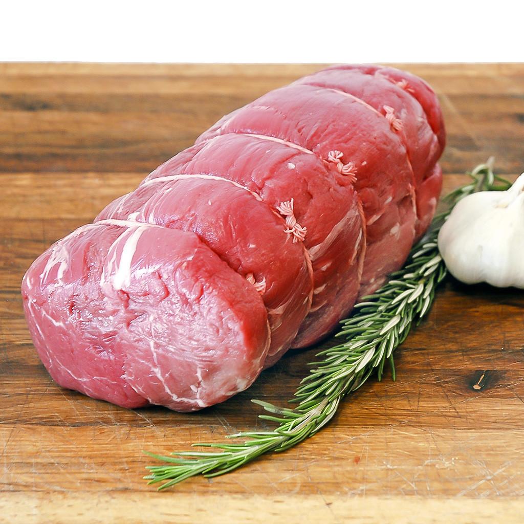 Grass-Fed Beef Tenderloin Roast (San Jose Only)