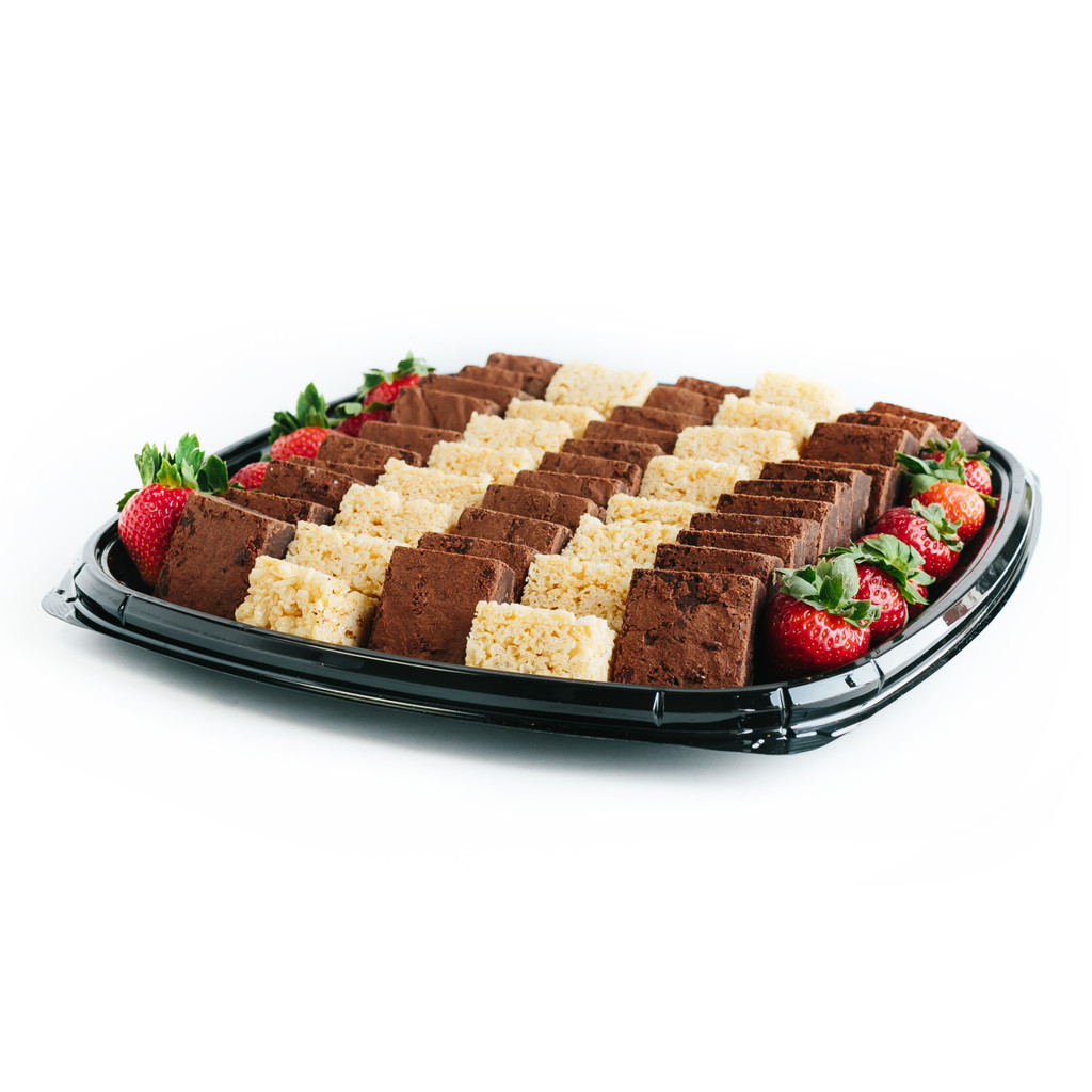 Brownies and Bars Platter