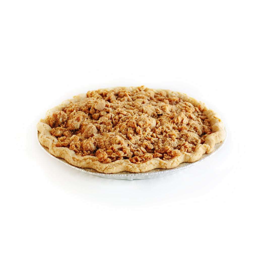 Elegant Elephant Gluten-Free Apple Pie