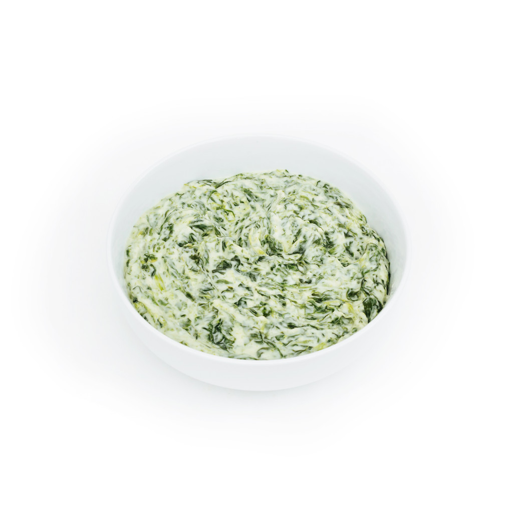 Creamed Spinach - 2 lbs
