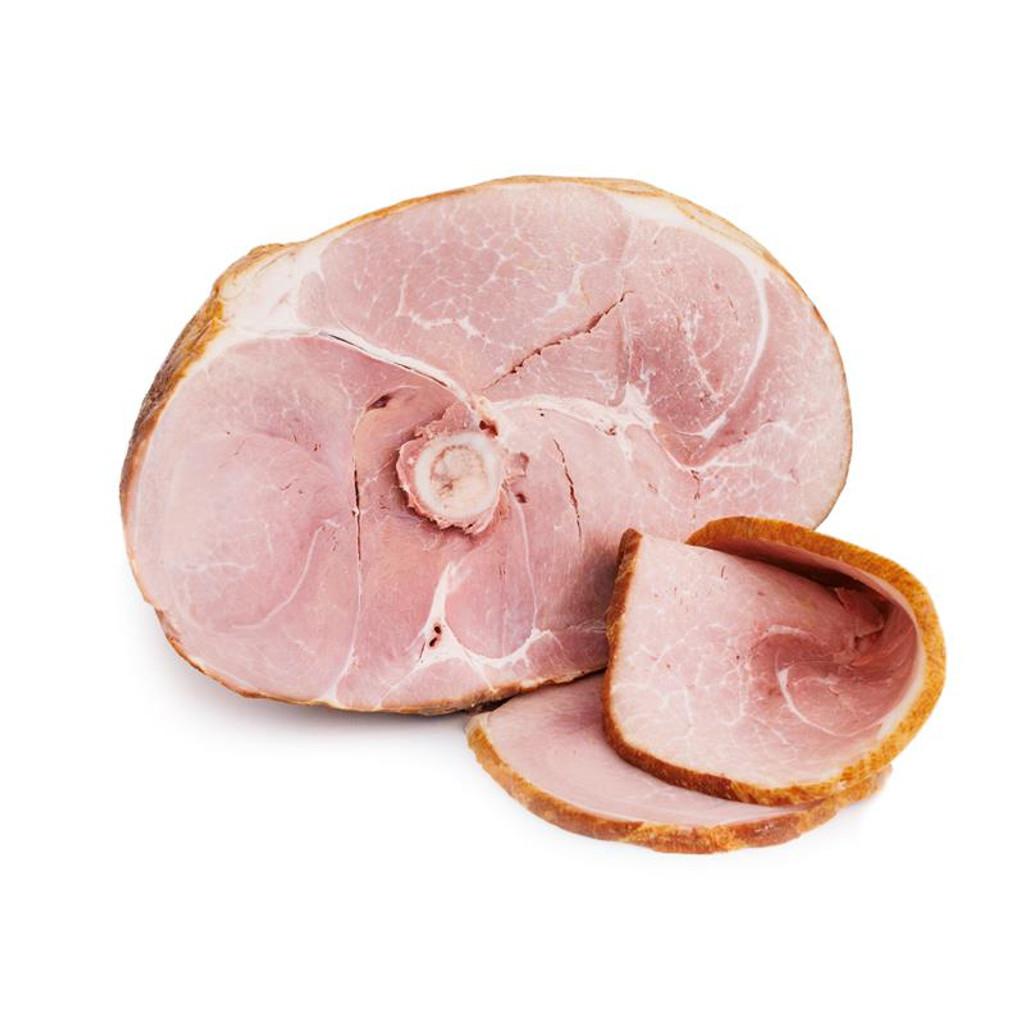 Honey Cured Bone-In Spiral Sliced Ham