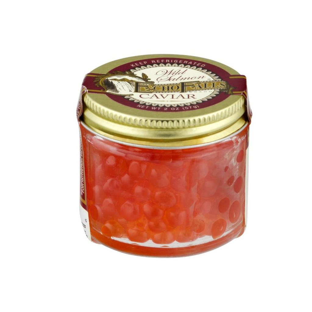 Wild Salmon Caviar - 2 oz