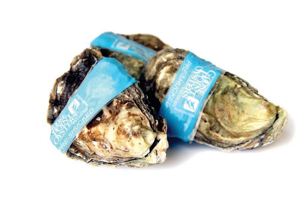 Pre-Shucked Oysters - One Dozen