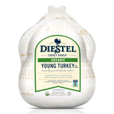Certified Organic Whole Turkey