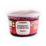Cranberry Sauce with Clementine - 1 pint