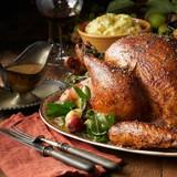Medium Traditional Turkey Dinner Made with Gluten-Free Ingredients