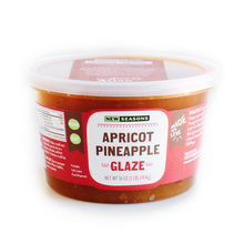 Apricot Pineapple Glaze - 1 pint