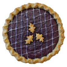 Housemade Purple Sweet Potato Haupia Pie (San Jose Only)