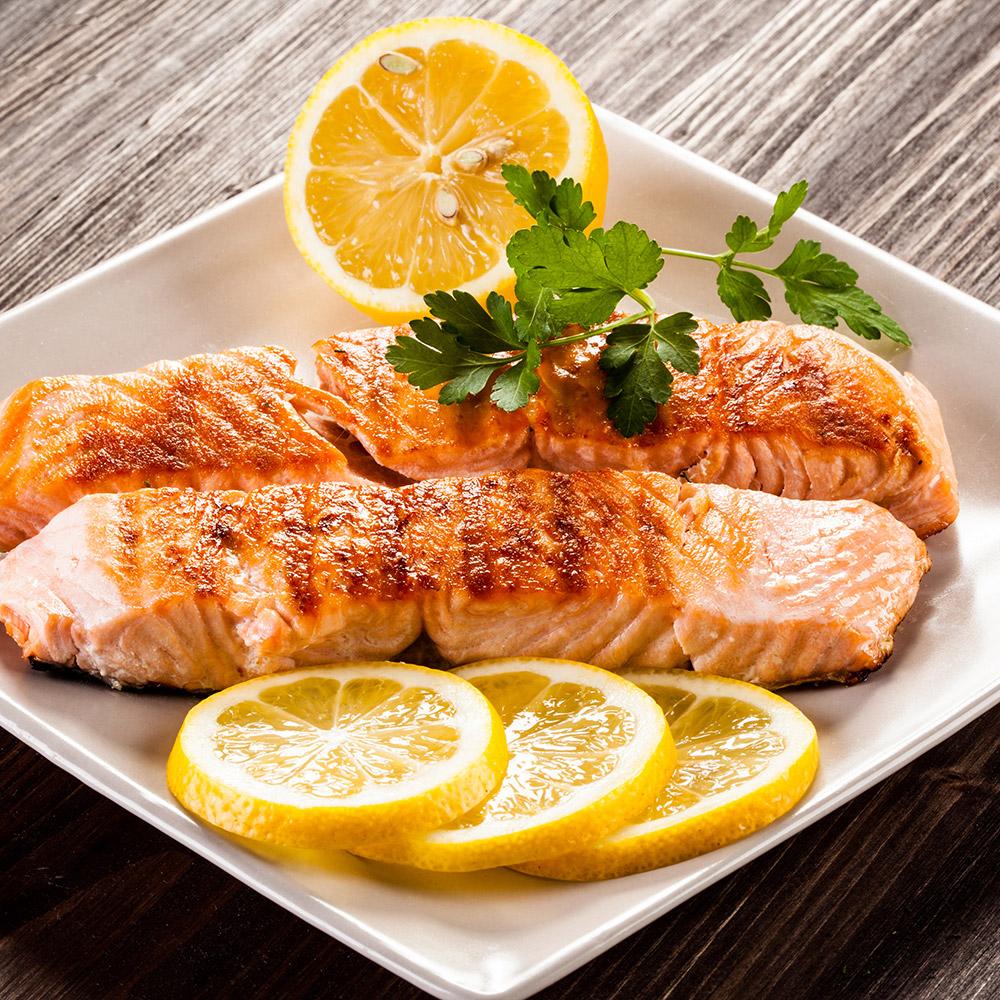 Easy Salmon