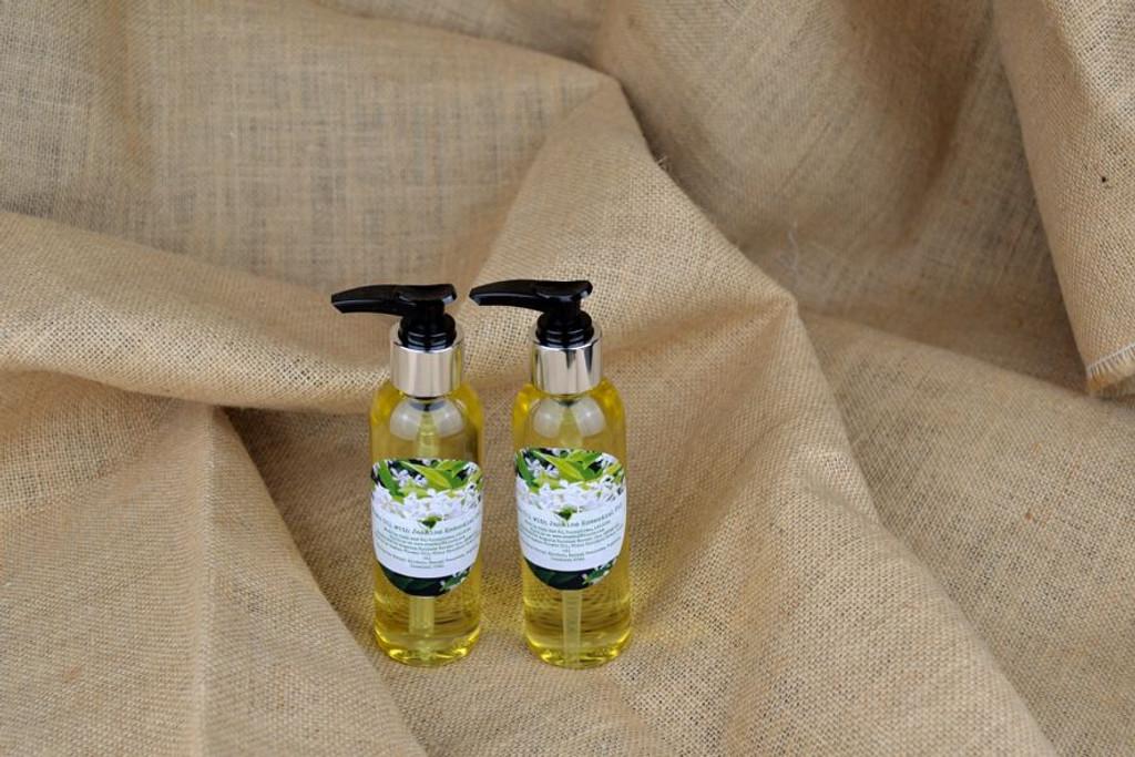 handmade skin oil