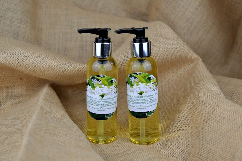 handmade natural skin care oil