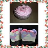 Handmade Strawberry soap gift