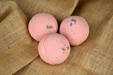 citrus herbal well being bath bomb