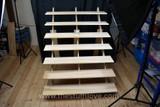 7 Tier Floor Display Stand