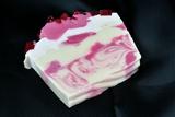 cherry soap slice