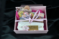 Gift soap selection