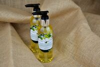 handmade face oil mad with argan oil