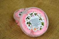 watermelon whipped soap