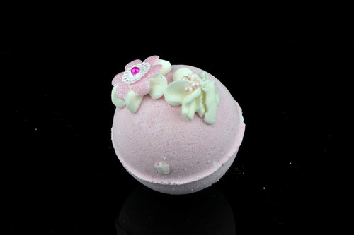 wholesale bath bombs in japanese cherry blossom