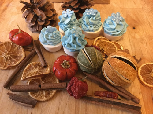 wholesale handmade soap cupcakes